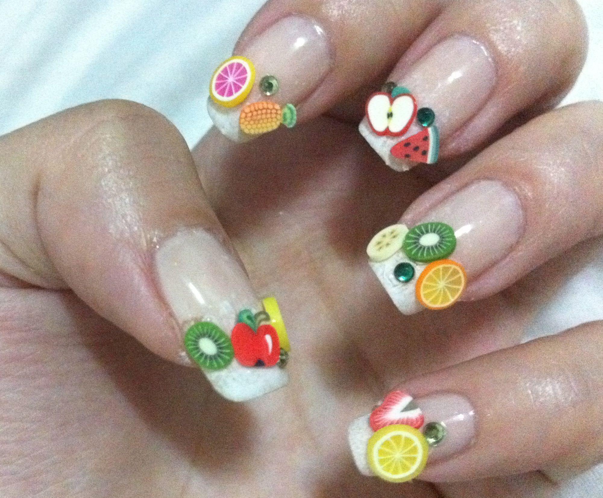 Fruits galore! – nailartexpress.com