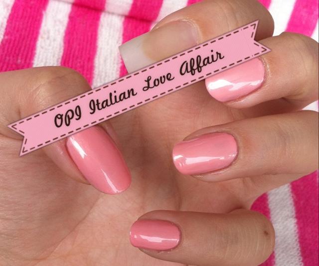OPI Italian Love Affair – nailartexpress.com
