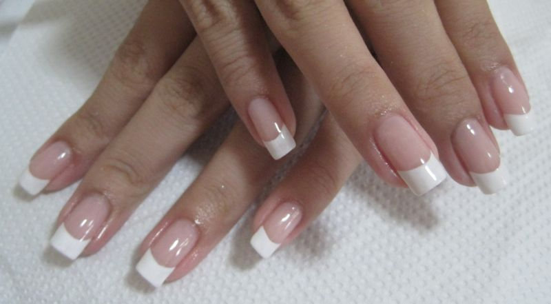The French Manicure – nailartexpress.com