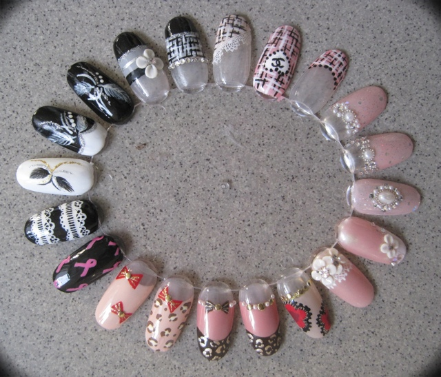 New nail art wheels – nailartexpress.com