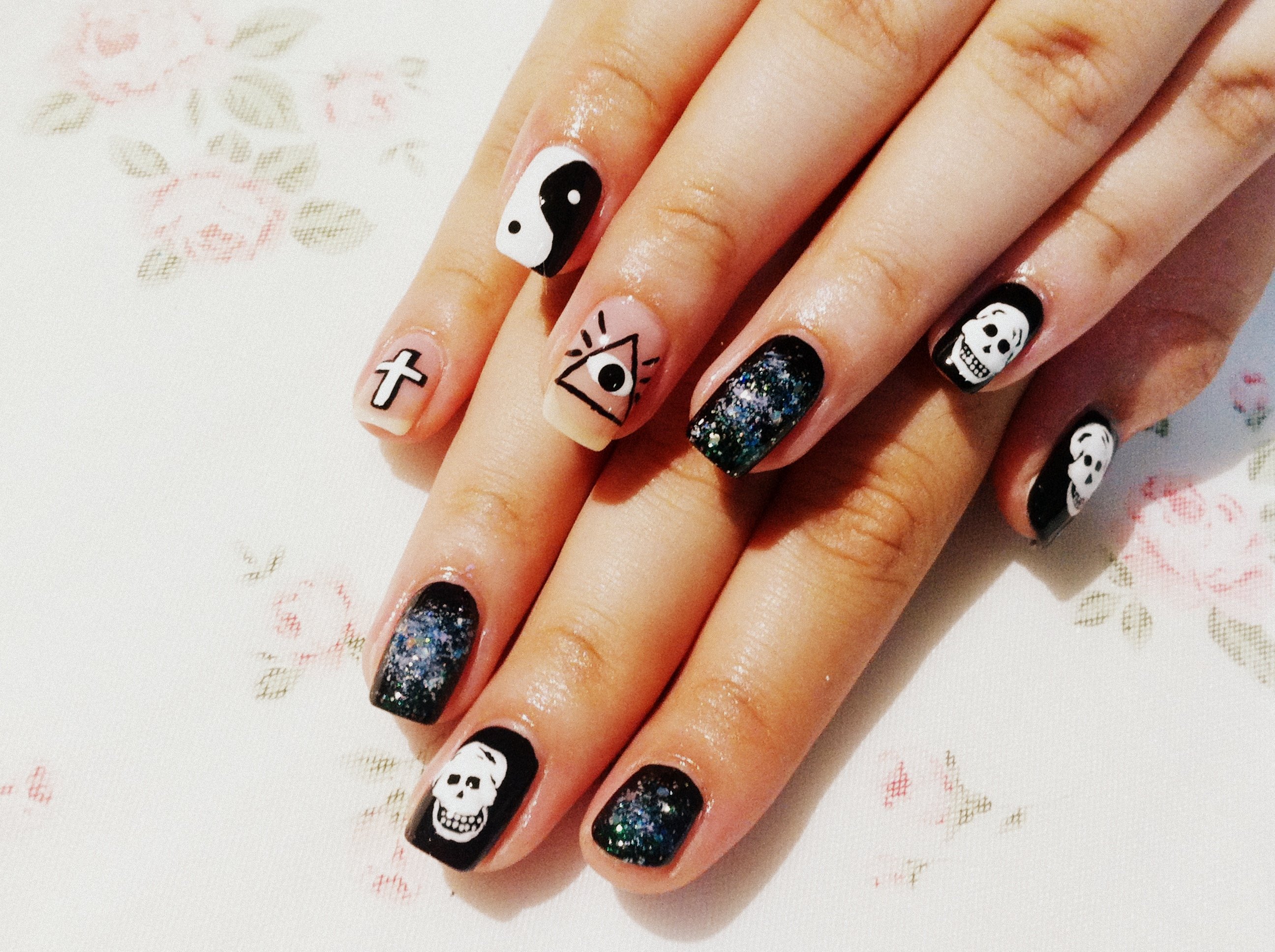 Symbol nail designs images nail art and nail design ideas symbol nail designs gallery nail art and nail design ideas symbol nail designs image collections nail prinsesfo Gallery