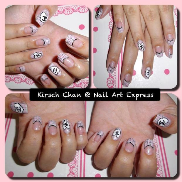 Portfolio Updates Kirsch Nail Art Express Nailartexpress