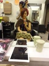 Texturising Perm @ 99 Percent HairStudio