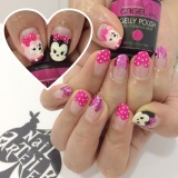 Simple Shellie May and Minnie Mouse set