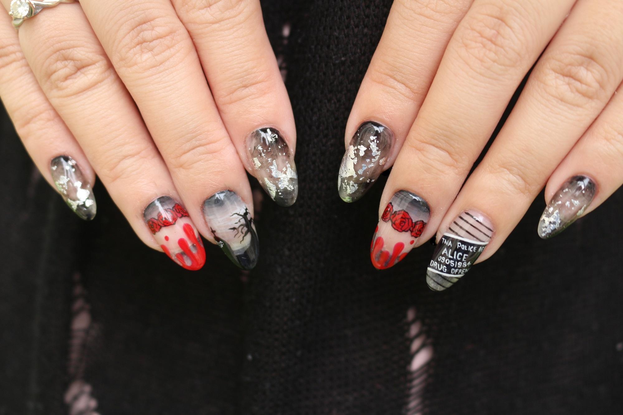 My Halloween Nails Nailartexpress